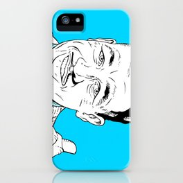 Sugar Ray Robinson iPhone Case