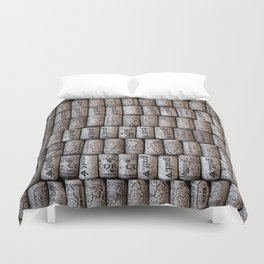 For Wines Lovers Duvet Cover