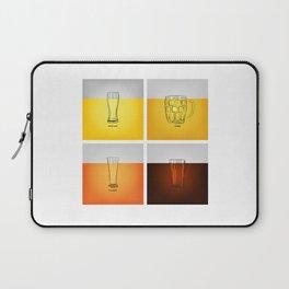Golden Nectar Laptop Sleeve