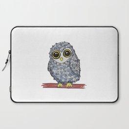 Tiny owl Laptop Sleeve