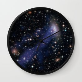 Galaxy ESO 137 Wall Clock