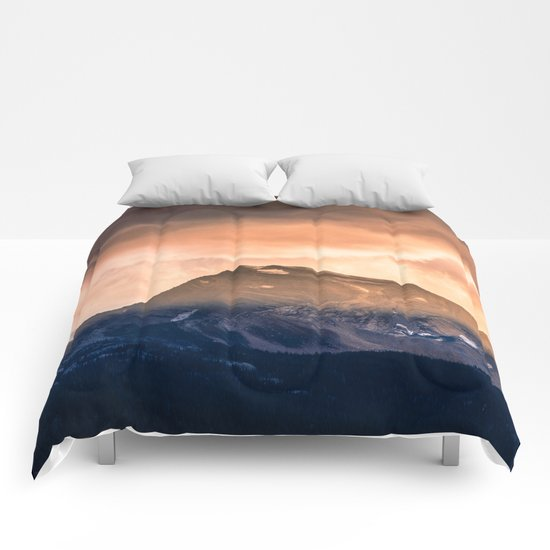 Majestic Mountain Comforters