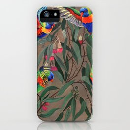 Birds of Paradise. iPhone Case
