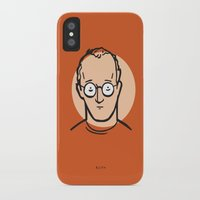 keith haring iPhone & iPod Cases featuring Keith Haring by Michael Constantine
