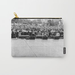 Crowd Shot from Backstage Carry-All Pouch