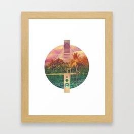 Reverie Framed Art Print