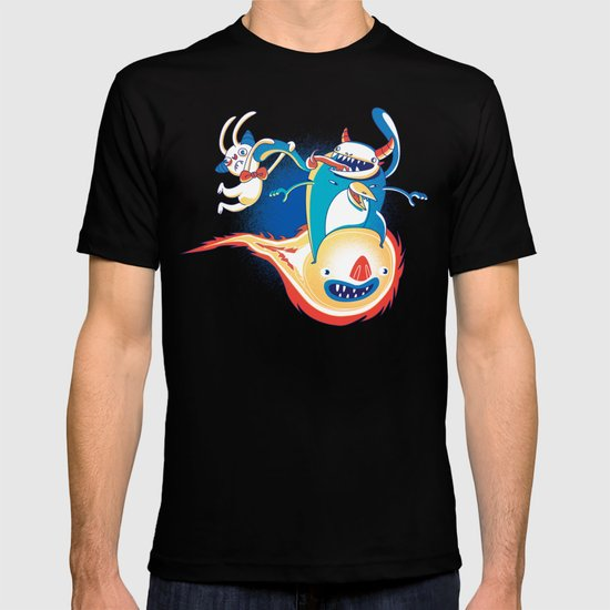 Monsteroid! T-shirt