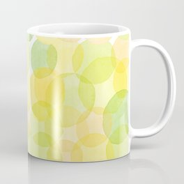 Watercolor Circles Three Coffee Mug