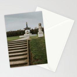 Guarded Pagoda Stationery Cards