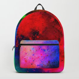 Explosive colors Backpack