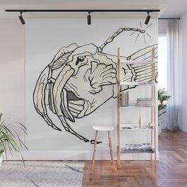 Saberbaud Beverage Beastie Wall Mural