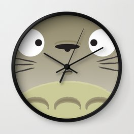 My Neighbor Totoro2 Wall Clock