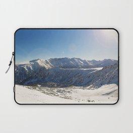 Pirin mountains panorama Laptop Sleeve