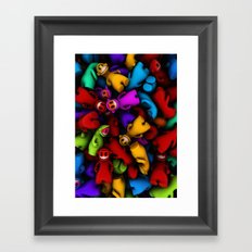 Frings Framed Art Print
