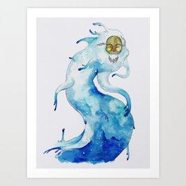 River God Art Print
