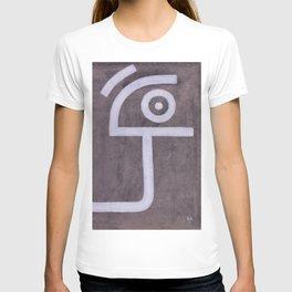 signo 9 blanco T-shirt