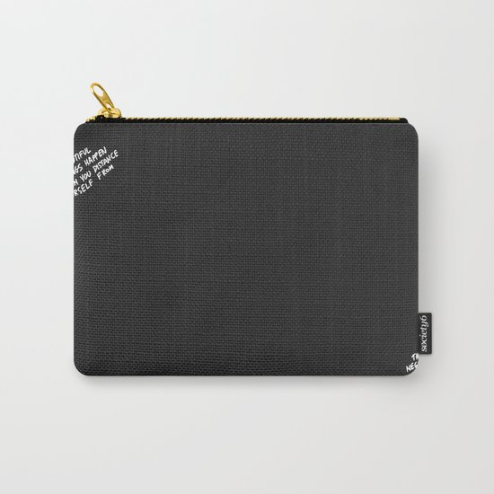 Beautiful Things Carry-All Pouch