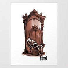 Hamlet Art Print Art Print