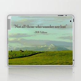 Icelandic Scenes - Wander Laptop & iPad Skin