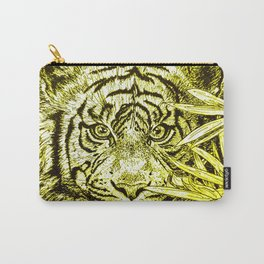 tiger - king of the jungle Carry-All Pouch