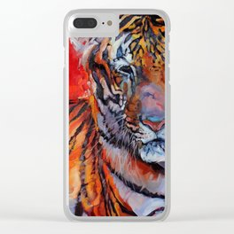 Ramah at Rest Clear iPhone Case
