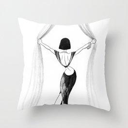 Et Voila! Throw Pillow