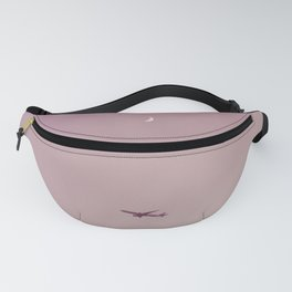 Somewhere On Mars Fanny Pack