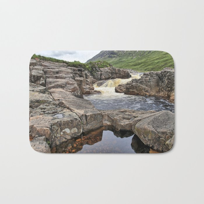 Glen Etive II Bath Mat