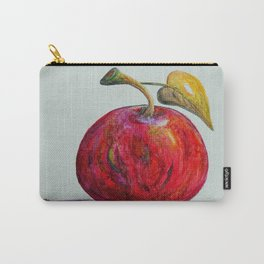 Kaleidoscope Apple or APPLE FOR THE TEACHER Carry-All Pouch