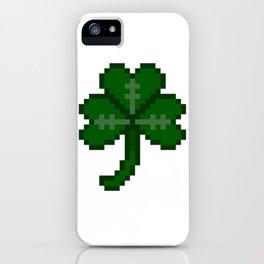 The Shamrock iPhone Case