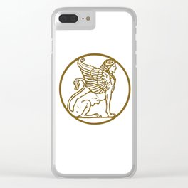 ForteFemme Sphynx Clear iPhone Case