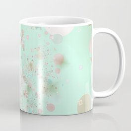 Peppermint and Butterscotch Coffee Mug