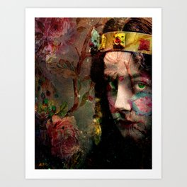 no24 Art Print