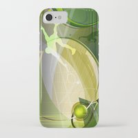 tennis iPhone & iPod Cases featuring Tennis by Robin Curtiss