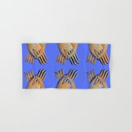 Summer Collection Holding Hands Hand & Bath Towel