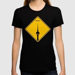 Berlin sign T-shirt