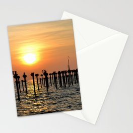 Rustic Sunset Stationery Cards