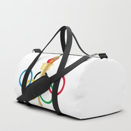 Olympic Rings Duffle Bag
