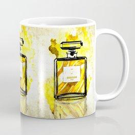 Parfum Gold Coffee Mug