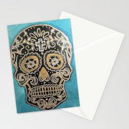 Sea Skull Stationery Cards