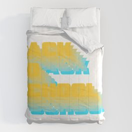 Back to school Comforters