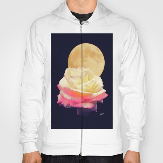 The Moon Rose Hoody