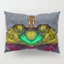 Bounty Hunter Pillow Sham
