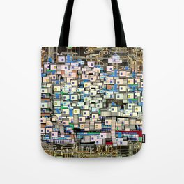 In the Wonderful Chaos Tote Bag