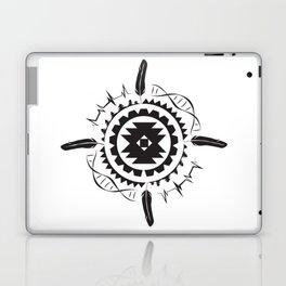 Native Amrican STEM Mandala Southwestern Laptop & iPad Skin