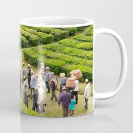 Tea gardens Coffee Mug