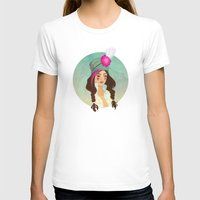 bohemian T-shirts featuring Bohemian by Kit Seaton