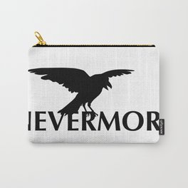 Nevermore - The Raven Carry-All Pouch