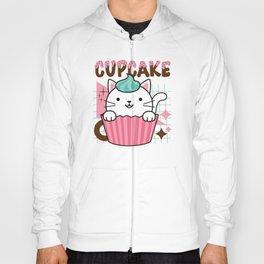 Cute Cupcake Hoody