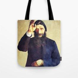 Grigori Rasputin Tote Bag